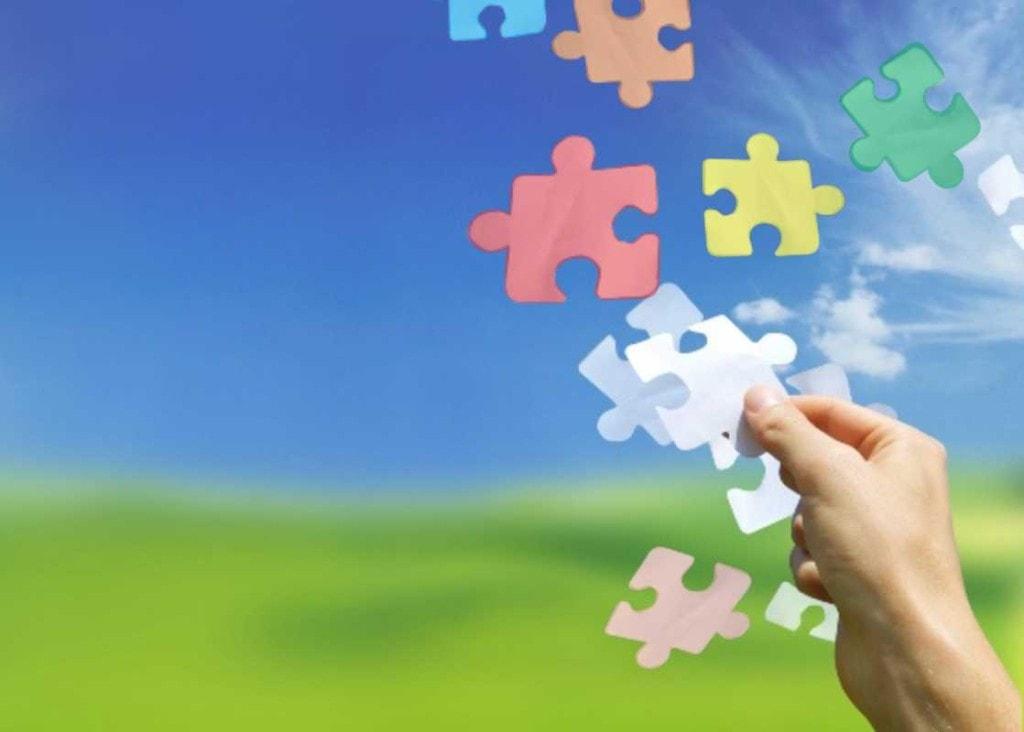 index - puzzle szines