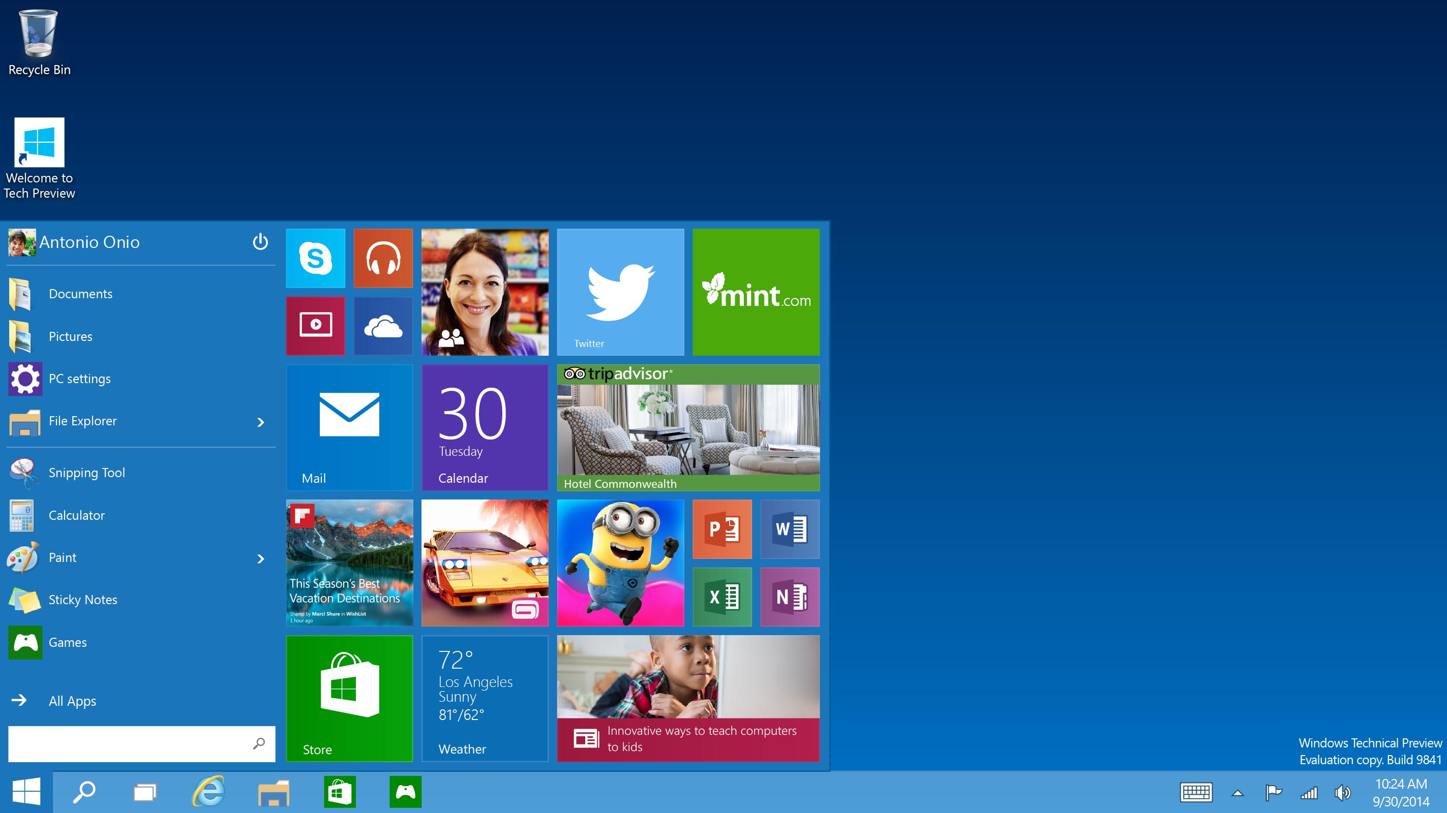 Windows1 0 Singapore