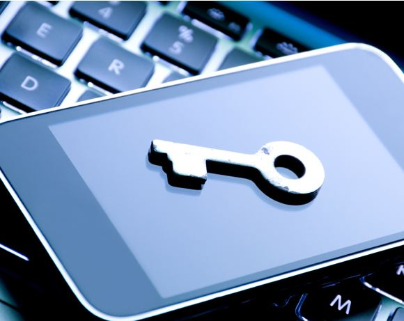 SECURE YOUR COMPANY CYBERSPACE FROM YOUR SMARTPHONES