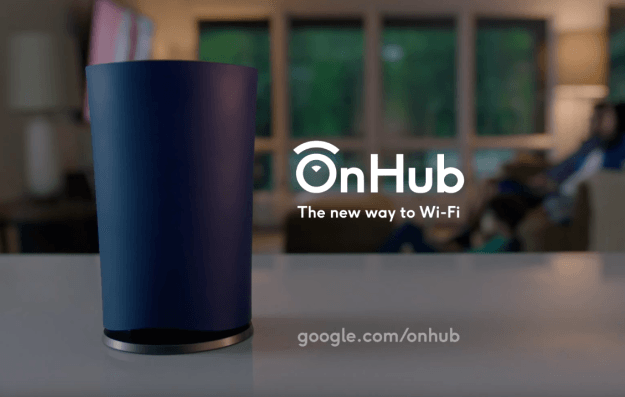 A new OnHub Wi-Fi Router by Google