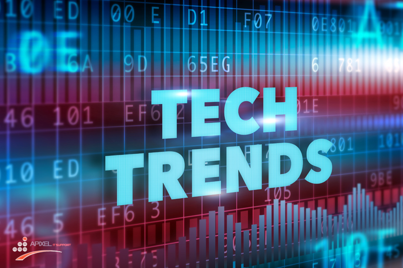 Glimpse of Business Technology Trends to watch out for in 2016