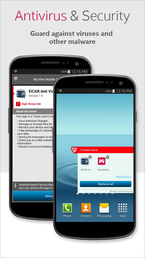 McAfee Security & Power Booster Free
